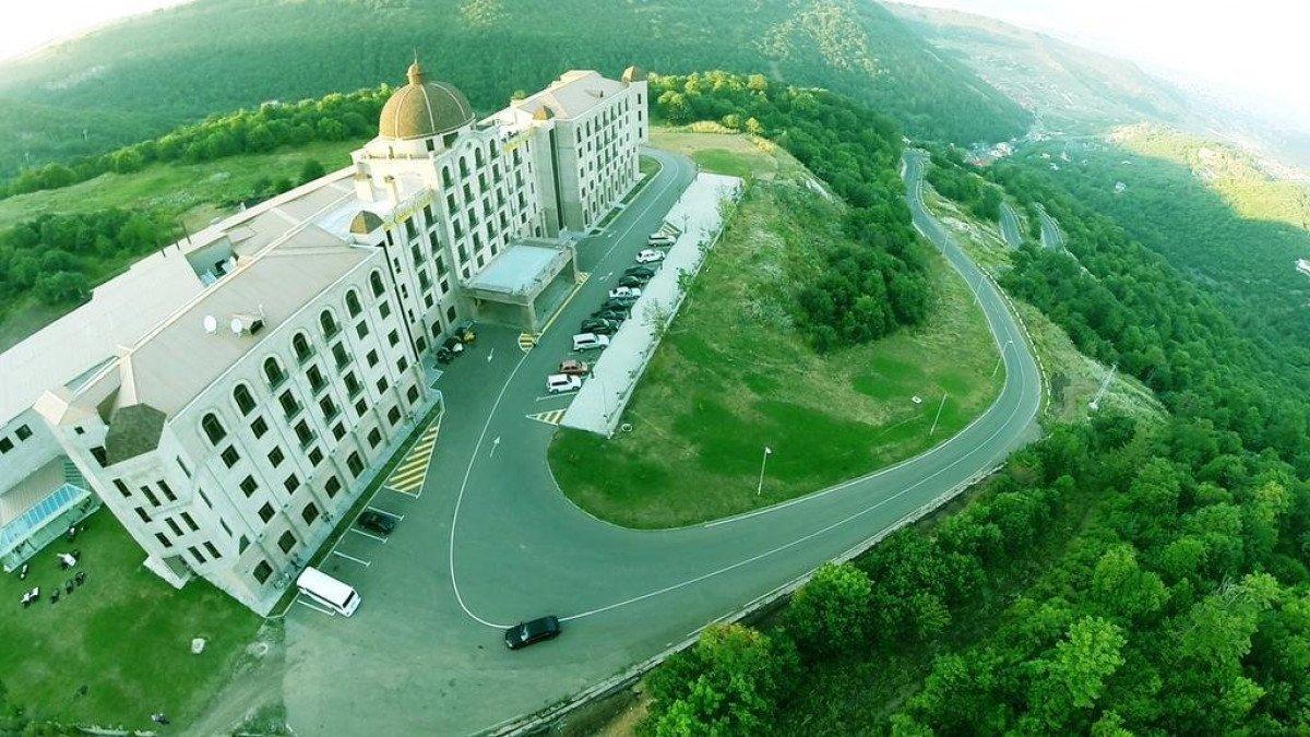 ծաղկաձոր հյուրանոցներ